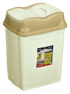 فروش سطل زباله پلاستیکی درب دار