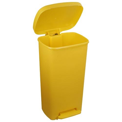فروش سطل زباله پلاستیکی پدالی