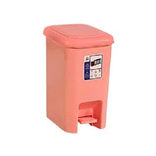 قیمت سطل زباله پلاستیکی پدال دار بارز