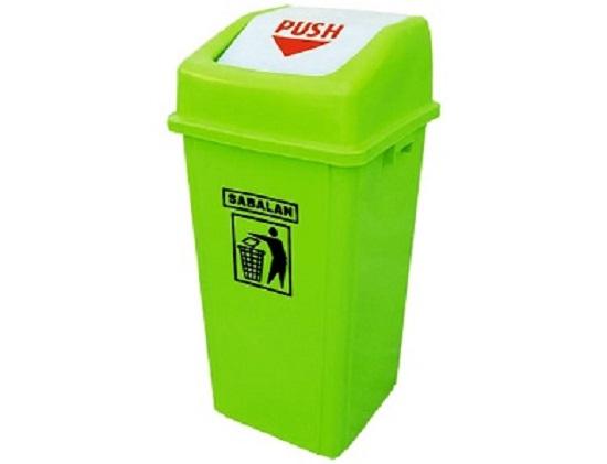فروش سطل زباله پلاستیکی سبلان
