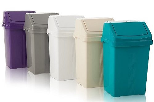تولیدی سطل زباله پلاستیکی اداری